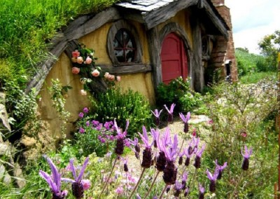 Underground Hobbit House 2