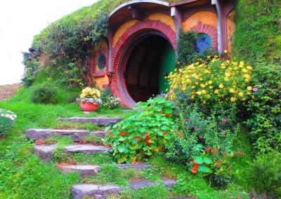 Underground Hobbit House 3