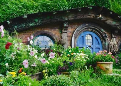 Underground Hobbit House 4