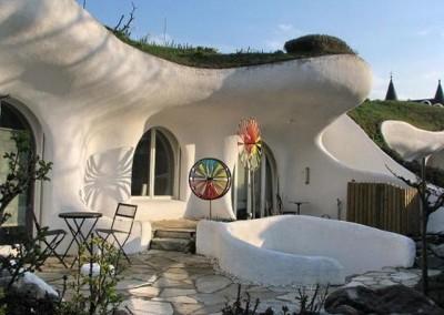 Underground House Solarne Zemunice U Vajcarskoj