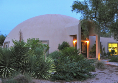Dome Home in Mesa AZ