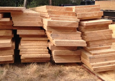 Lumber from Trees